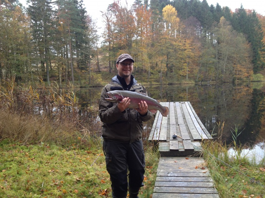 Regnbåge 3,37kg